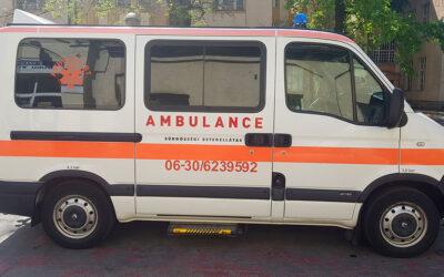 Ambu-Life – Magán mentőszolgálat Budapesten